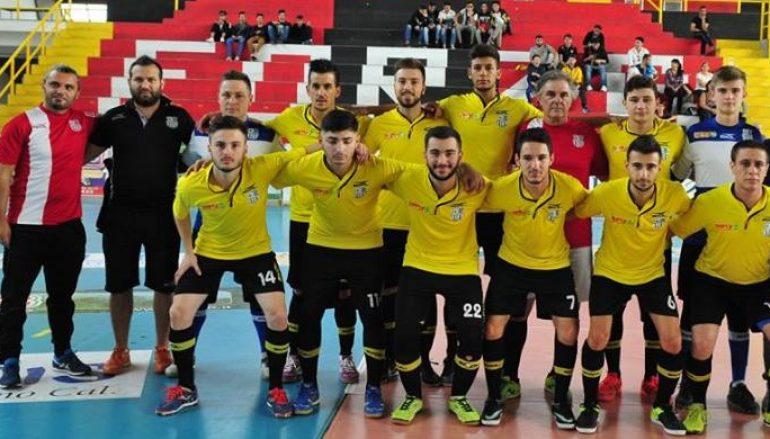 Calcio 5: il Real Cefalù passa a Corigliano