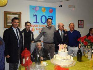 102 anni corigliano