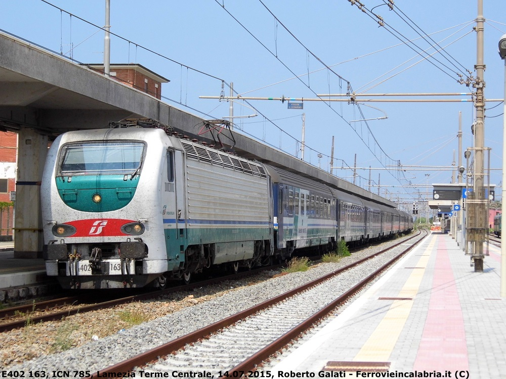 Associazione ferrovie calabria le proposte per i treni a - Milano porta genova treni ...