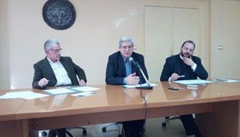 Reggio Calabria, lezione di Giuseppe Soluri alla Scuola di cultura politica