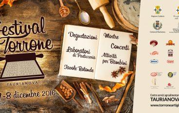 A Taurianova il Primo Festival del Torrone Artigianale