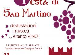 """A Gerace la """"Festa di San Martino"""" tra musica e degustazioni"""