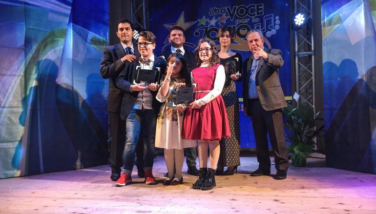 """S. Andrea Jonio, concluso il festival """"Una voce per lo Jonio"""""""