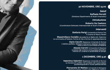 Università della Calabria, due giornate di studio dedicate a Maurizio Grande