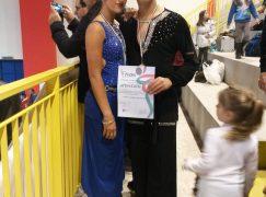 Danza, grandi soddisfazioni per la coppia Passalia-Morabito