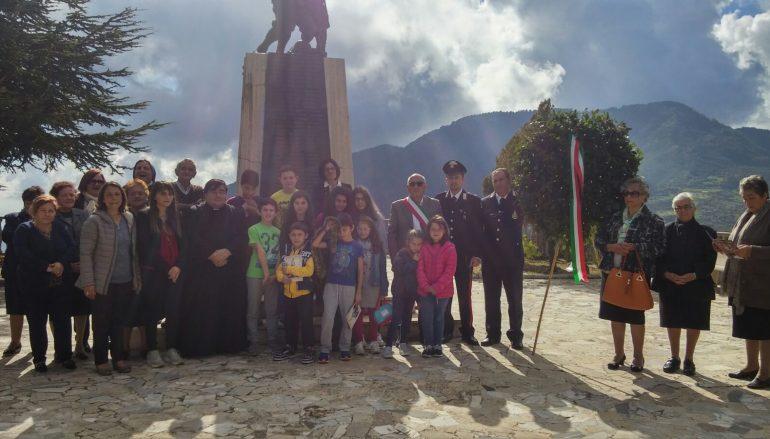 Roccaforte del Greco, celebrata la Giornata dell'Unità Nazionale