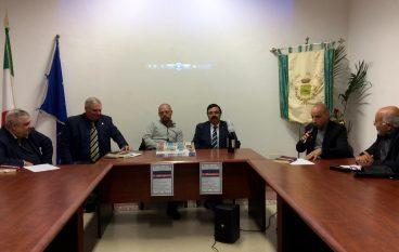 """Bova, presentato il libro """"A 'Ndrangheta"""" di Sframeli e Parisi"""