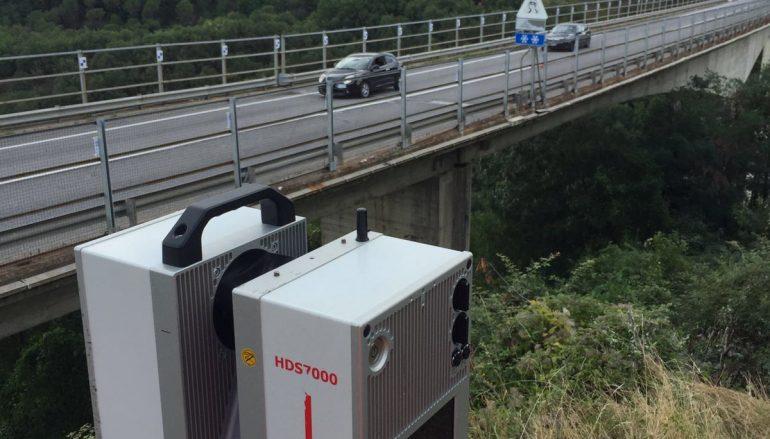 """Monitoraggi viadotto Cannavino, Anas: """"Limitazioni al traffico lungo la SS 107"""""""