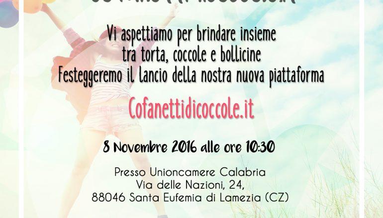 """MammaMenia cambia nome in """"cofanettidicoccole.it"""""""