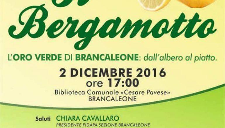 Brancaleone, incontro dedicato al bergamotto