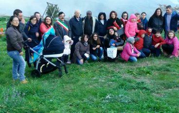 Successo a Bova per la seconda edizione della Festa dell'Albero
