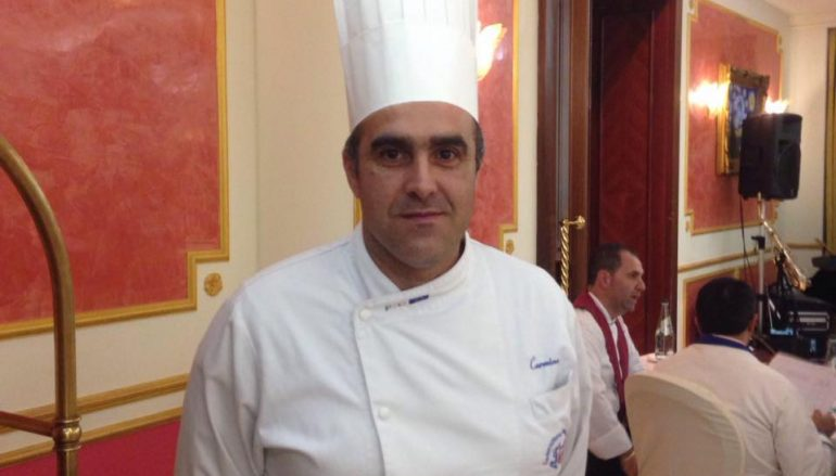 Gerace, il Sindaco si congratula con lo chef Carmine Cataldo