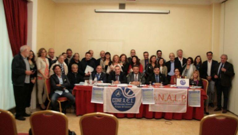 Lamezia, svolto primo Congresso Regionale CONF.A.E.L. Calabria