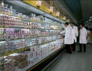 controlli supermercato