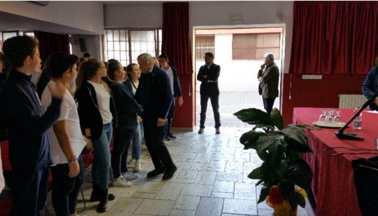 """L'Istituto """"Carducci-da Feltre"""" ospita per la seconda volta Don Ciotti"""