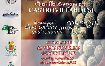 A Castrovillari la prima edizione dell'Estate di San Martino