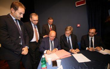 Calabria, strade alternative all'A3: sottoscritto Protocollo d'Intesa