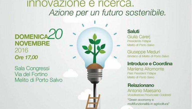 "A Melito Porto Salvo la ""Green Economy"" targata Fidapa"
