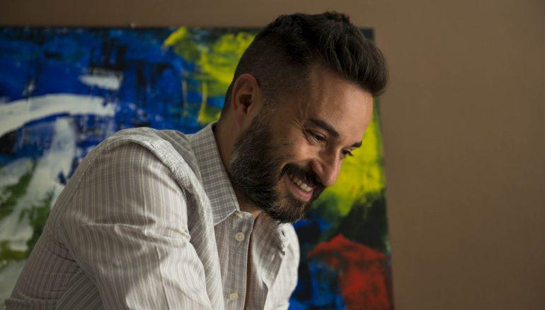 L'artista calabrese Massimiliano Ferragina al Premio Sulmona