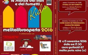 Al via il primo MelitoLibroAperto Kids dedicato ai bambini