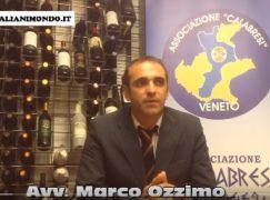 Intervista al Presidente dell'Associazione Calabresi Veneto