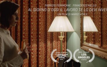 A Lamezia il cortometraggio di Vitale, finalista al Pentedattilo Film Festival