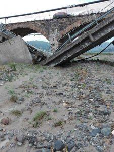 ponte crollato bruzzano zeffirio