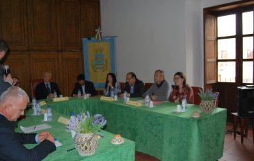 "Gerace, presentato il progetto ""City to City for building our Europe"""