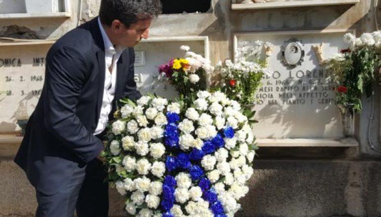 """Condera (Rc),  """"Giornata del Rikordo dei bambini morti e mai nati"""""""