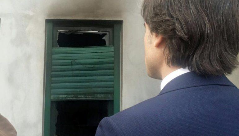 Incendiato asilo, Falcomatà: «Vergogna infinita, ricostruiremo»
