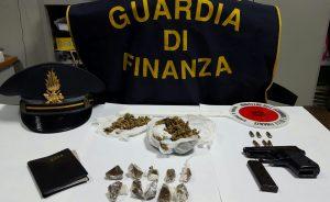 sequestro armi droga unical