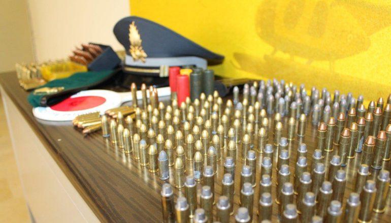 Lamezia Terme, sequestrate munizioni per armi da sparo