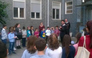 Festa Forze Armate, scolaresche visitano Caserme della locride