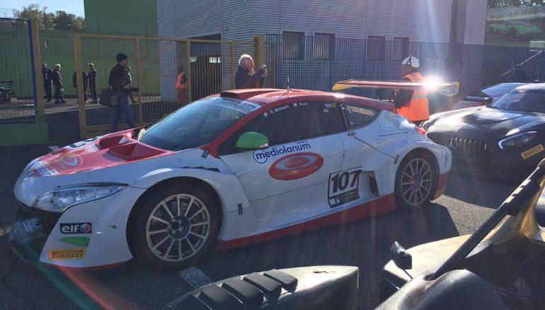 Automobilismo: podio per Molinaro a Vallelunga
