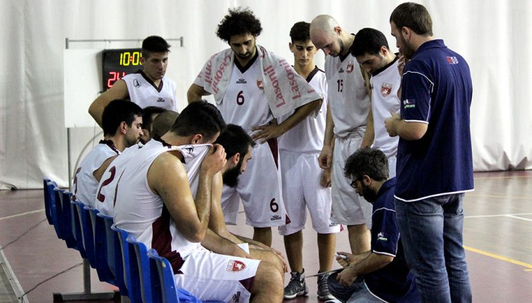 Basket: Vis in trasferta a Lamezia
