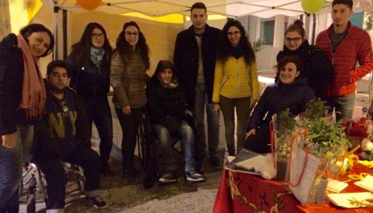 """""""Insieme senza Barriere Onlus"""", organizza stand natalizio per l'Immacolata"""