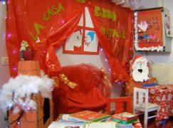 Catanzaro, inaugurata Casa di Babbo Natale nel reparto di oncologia pediatrica