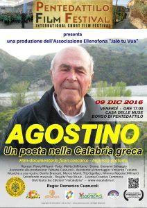 Agostino - un poeta nella Calabria greca