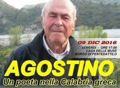 """Il Pentedattilo Film Festival presenta """"Agostino – Un poeta nella Calabria greca"""""""