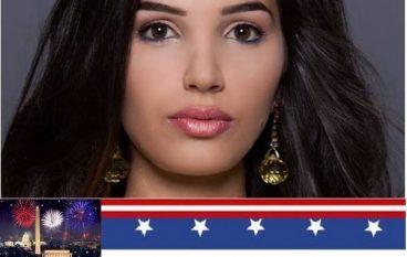 La lametina Giada Tropea in lizza per il titolo di Miss World