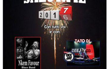 A Lamezia Terme capodanno con Dj Tato di Radio DeeJay