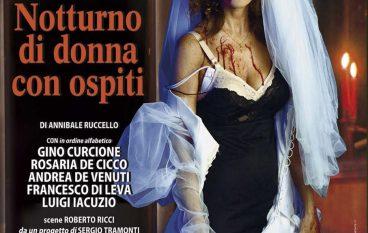 """Lamezia Terme, Giuliana De Sio in """"Notturno di donna con ospiti"""""""