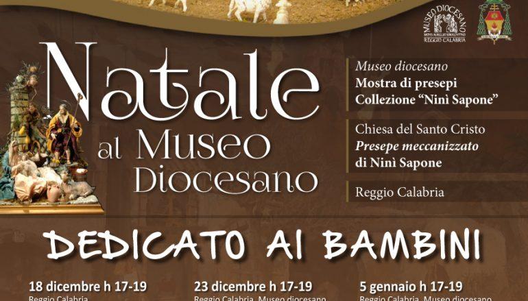 Reggio, Natale al Museo diocesano dedicato ai bambini