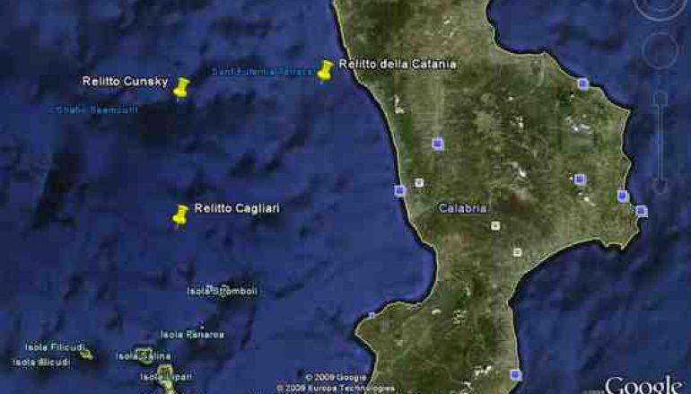 Cetraro, questa volta Giulio Golia indaga sul mistero della nave Cunsky