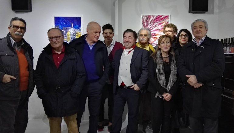 Il calabrese Amedeo Fusco inaugura Vind'Arte a Ragusa