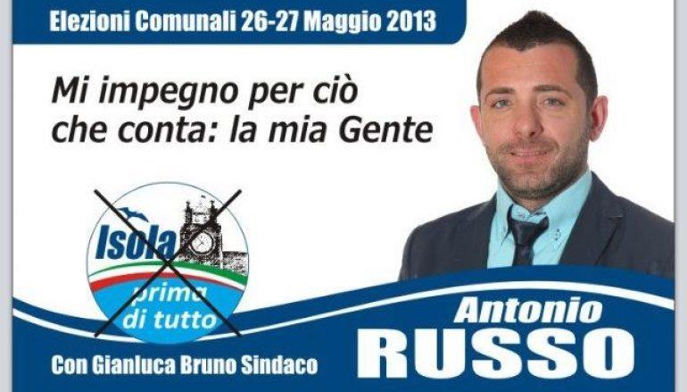 Isola Capo Rizzuto, si dimette l'assessore Viola: entra in giunta Russo