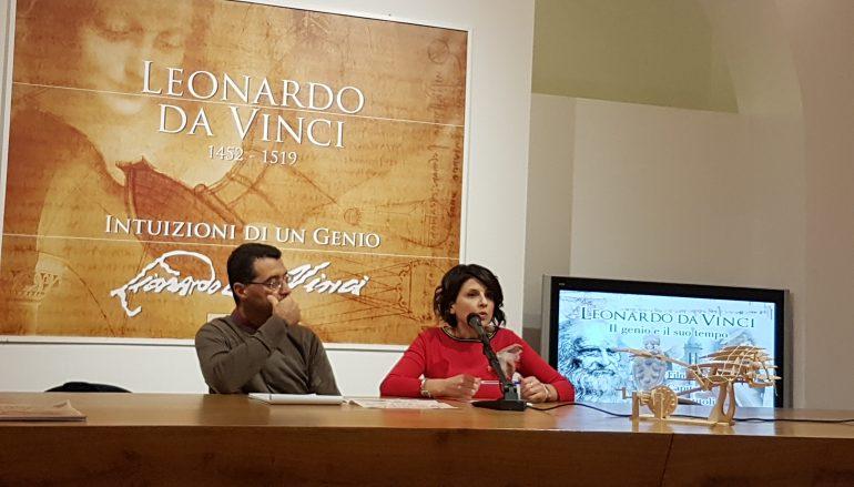 """Catanzaro, al via mostra """"Le macchine di Leonardo da Vinci"""""""