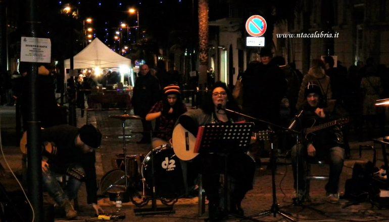 Notte Magica a Melito di Porto Salvo, le foto