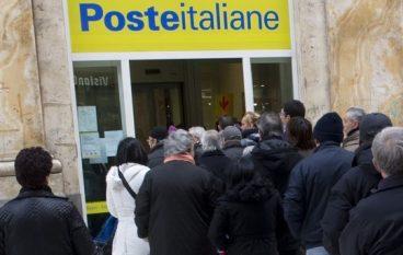 Pagamento Pensioni, avviso di Poste Italiane
