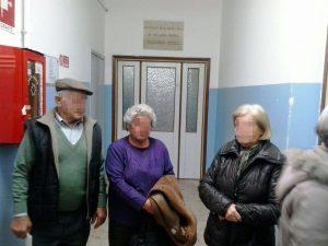 pazienti in sala attesa